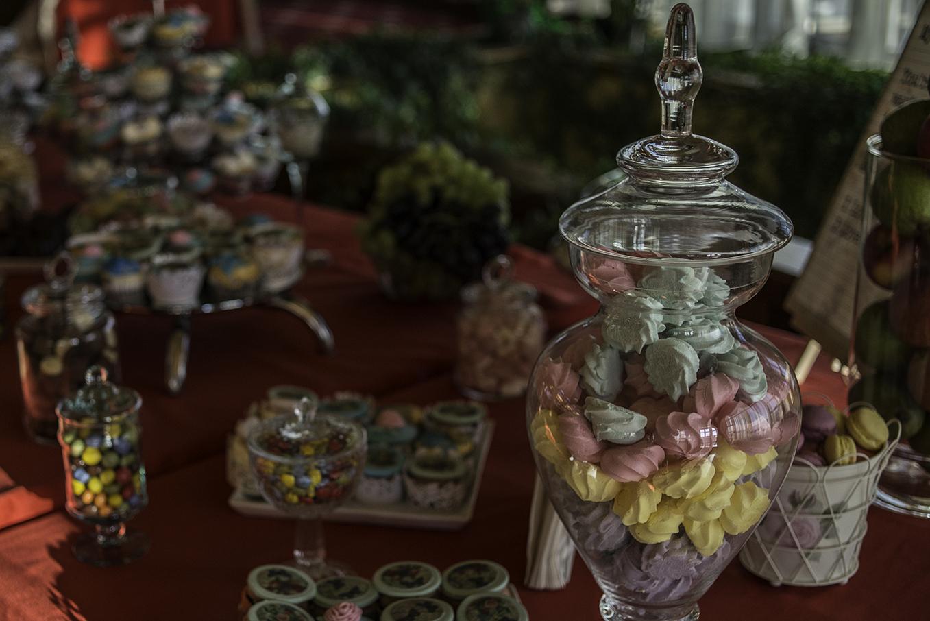 Decor Candy Bar nunta