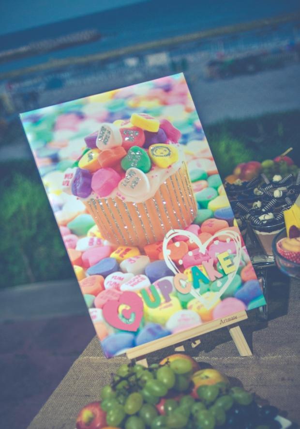 Candy Bar nunta in aer liber